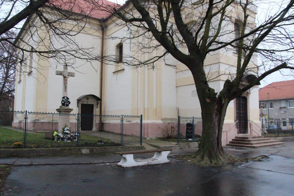 Templomkerti nagykereszt