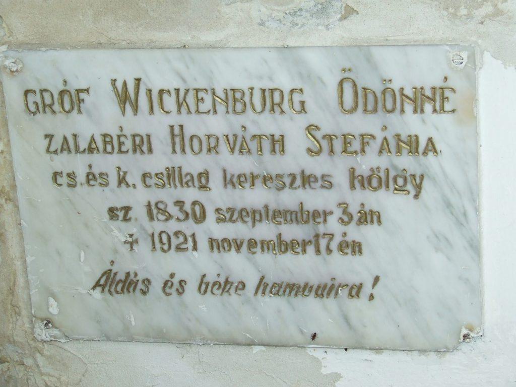 Wickenburg kripta