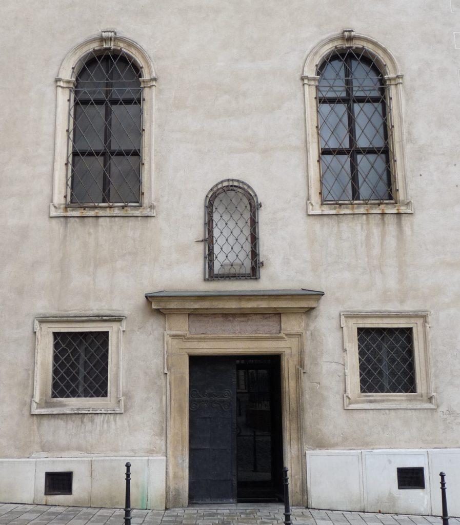 Az Orsolyaszüzek temploma és zárdája