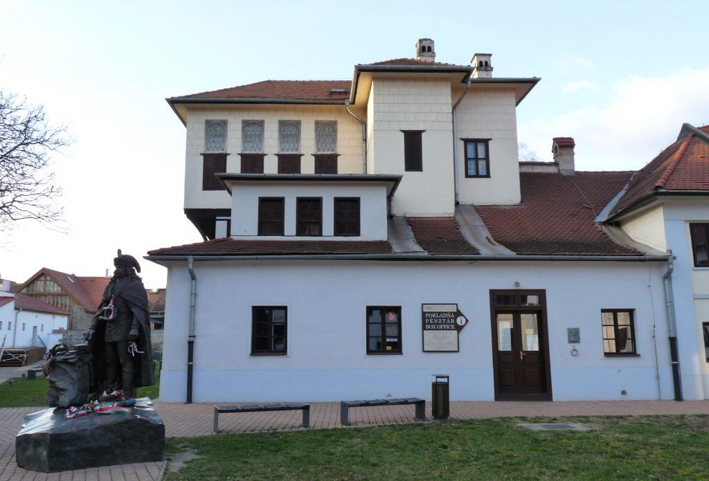 A Rodostói ház