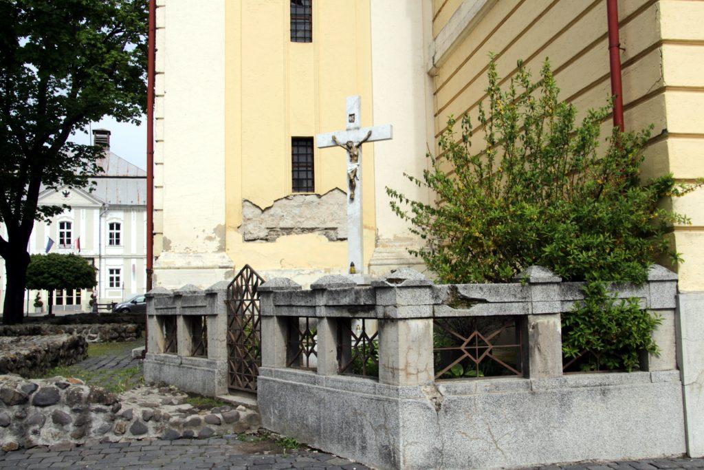 Templomkerti kereszt