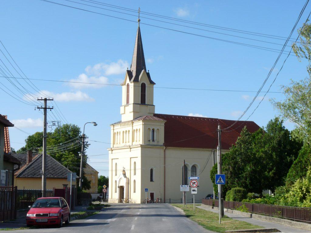 Szent Flórián templom