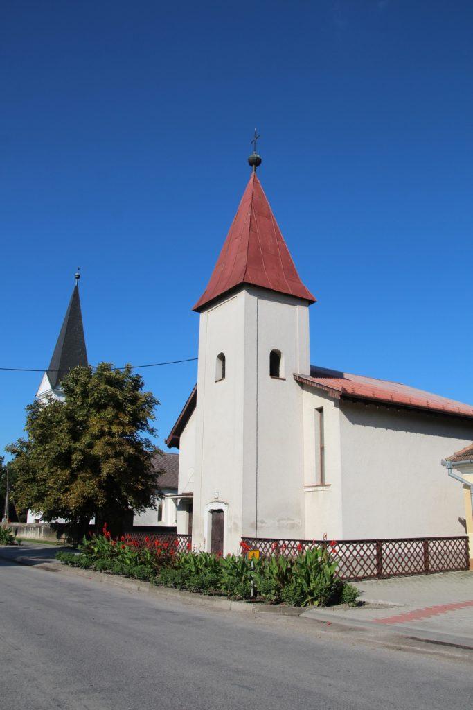 A Szent Kereszt Felmagasztalása nevet viselő római katolikus templom
