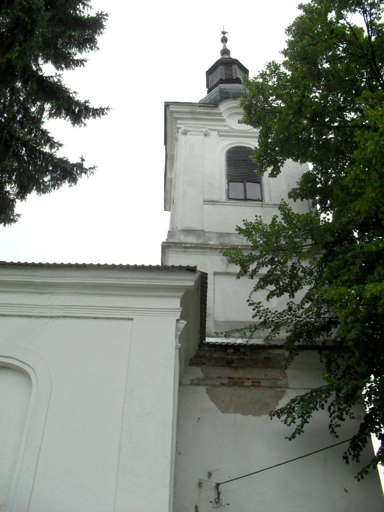 Református templom Uzapanyitban