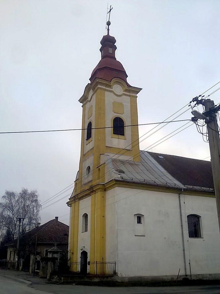 Katolikus templom Licén