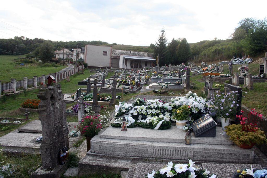 D. Kovács József sírja