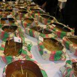 A kürti kőtésfesztivál verseny-termékei