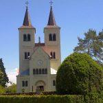 Szűz Mária tiszteletére szentelt apátsági templom