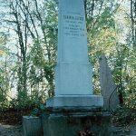 Kármán József († 1795) síremléke
