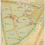 A temető térképe