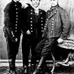 Szekeresgazda ifjak 1863-ban (Sebestyén Sándor, Kecskés János, Szikra András)