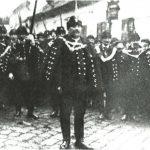 Pati-Nagy Lajos a bandérium egykori kapitánya 1880 táján