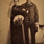 Kelemen István és Kecskés Teréz esküvői képe