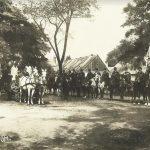 A református templom harangszentelése 1929-ben
