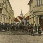 A Patika utca Dunaszerdahelyen