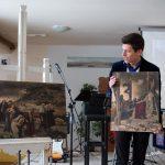 Görbe Márk művészettörténész