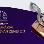 Harmónia - Szlovákiai Magyar Zenei Díj, 2018 - Naszvad