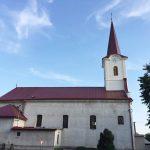 A keresztelés helye, a katolikus templom