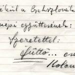 Kolon, 1951. XII. 30.