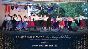 Kis Megyer és a Csilizke Gyermek Néptáncegyüttes a Szlovákiai Magyar Táncháztalálkozón – ONLINE