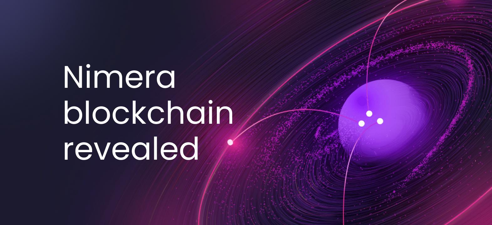 Nimera Blockchain revealed