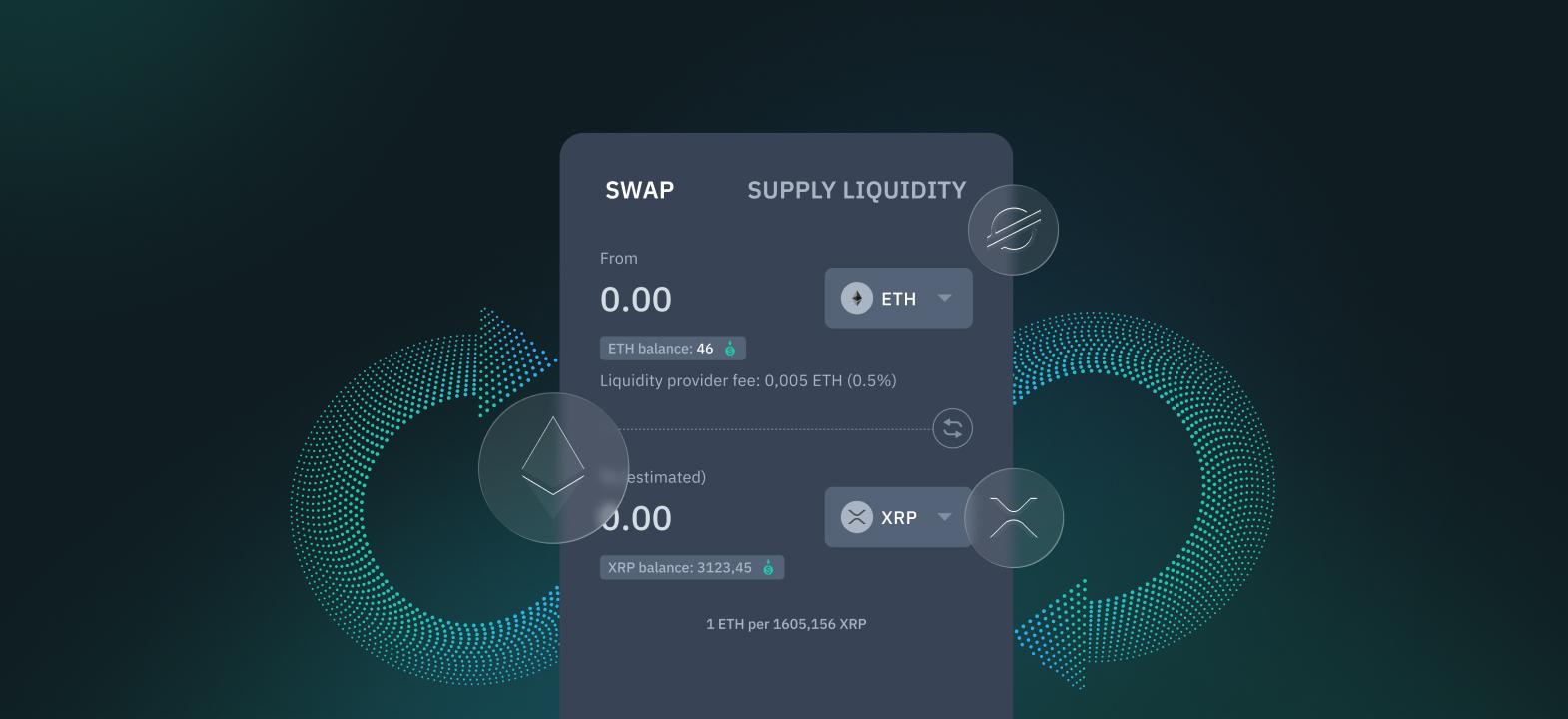 Nimera swap launch