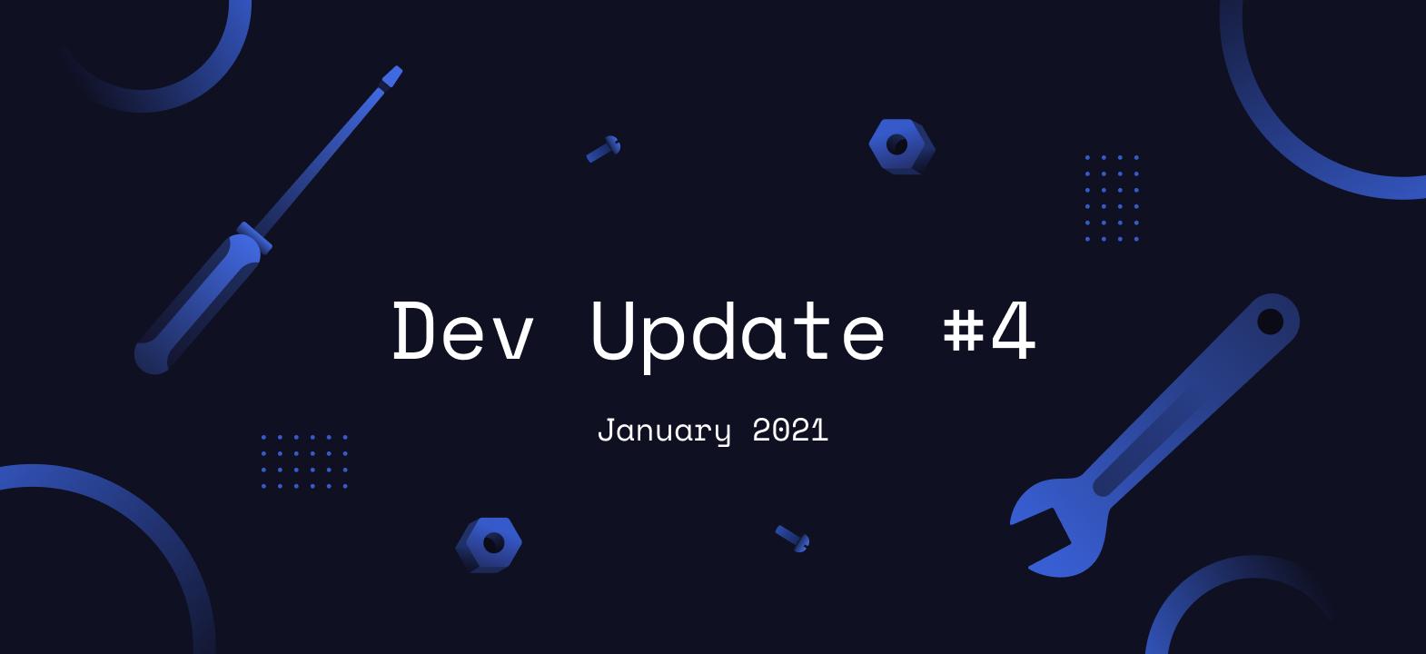 Nimera Swap January Development Update