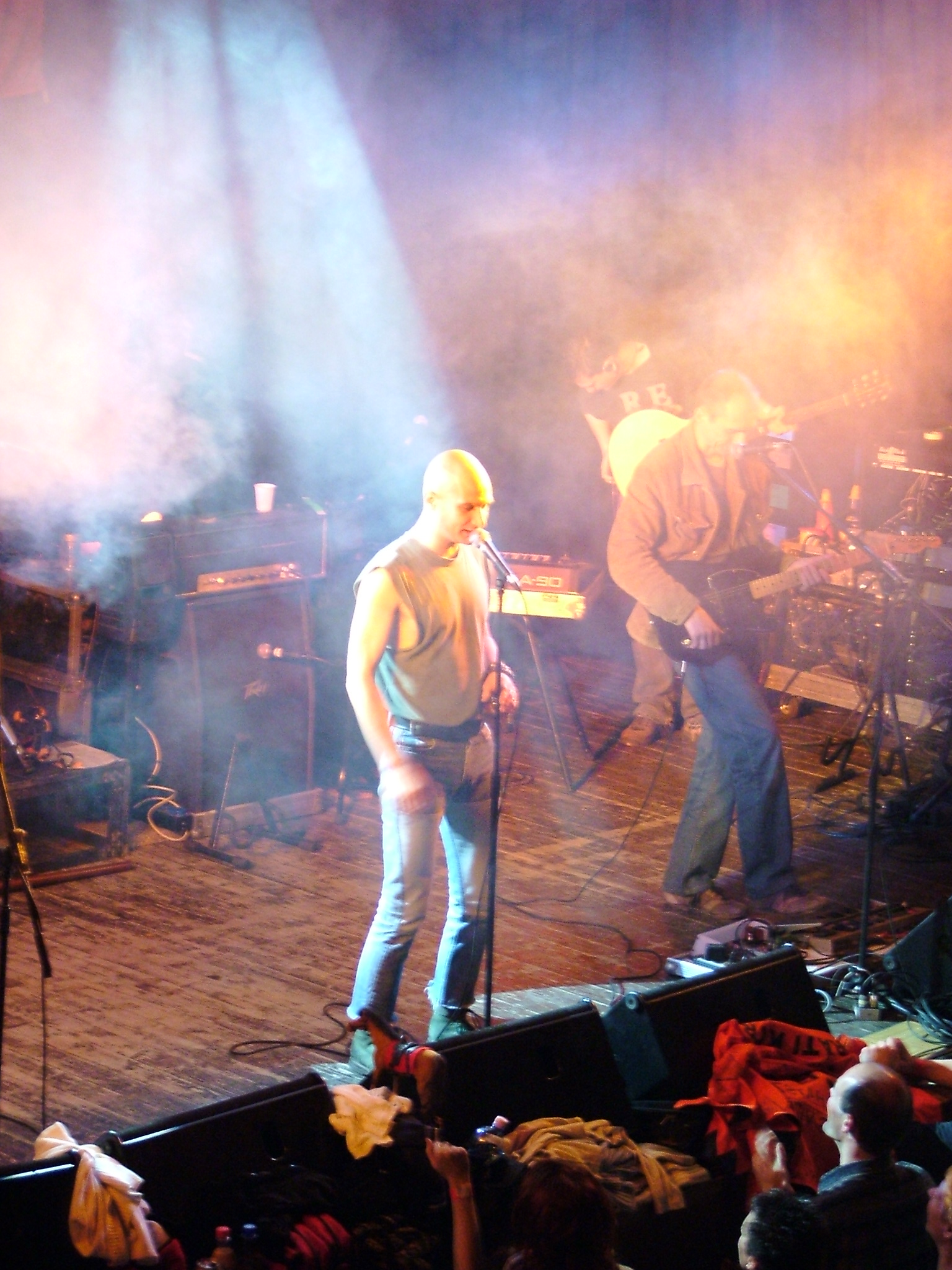 Republic 2004 Pozsony PASz