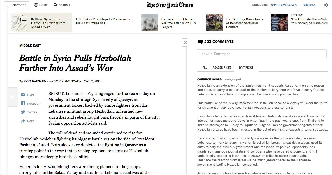 A New York Times redizájnolt felülete (részlegesen) már most is elérhető.