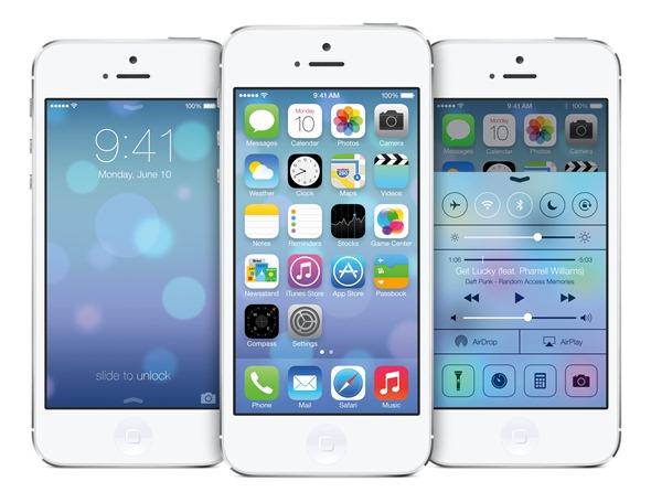 Lapos telefon, lapos dizájn – Az új iOS7-ről