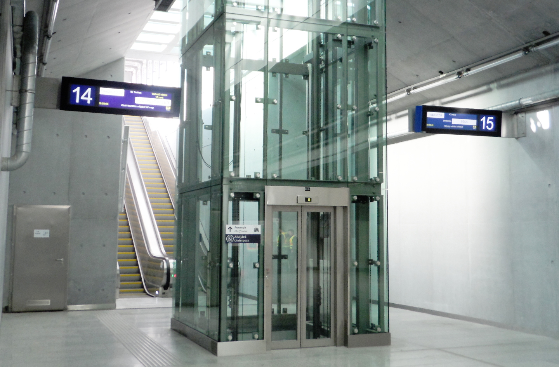 Kelenföld lift