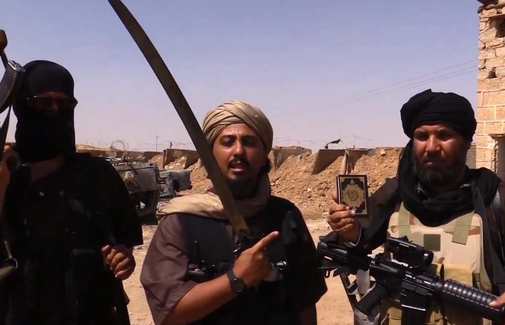 A terror országútján – ISIL: I