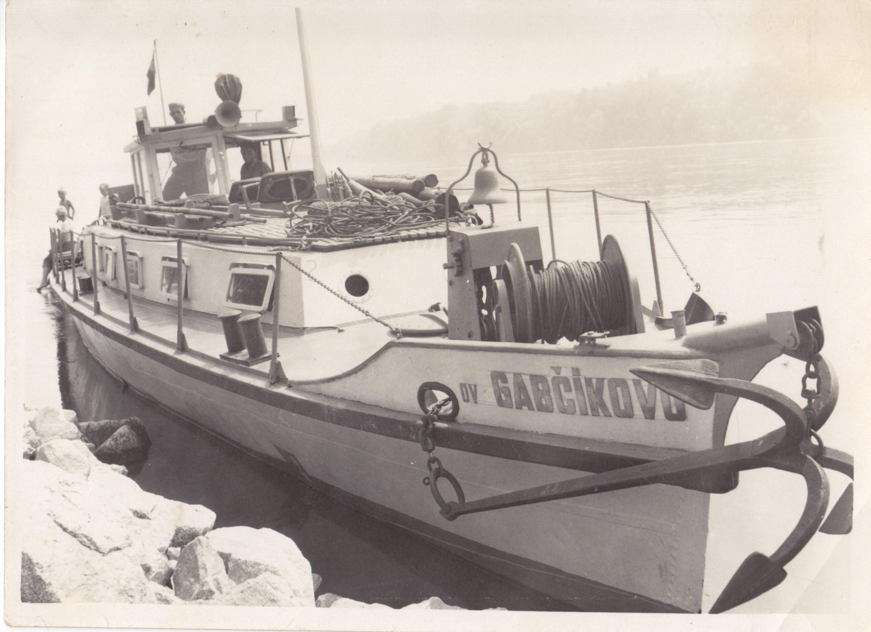 Dunai hajó (Varga József felvétele)