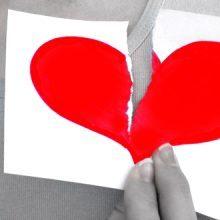 liefdesverdriet als je het zelf hebt uitgemaakt