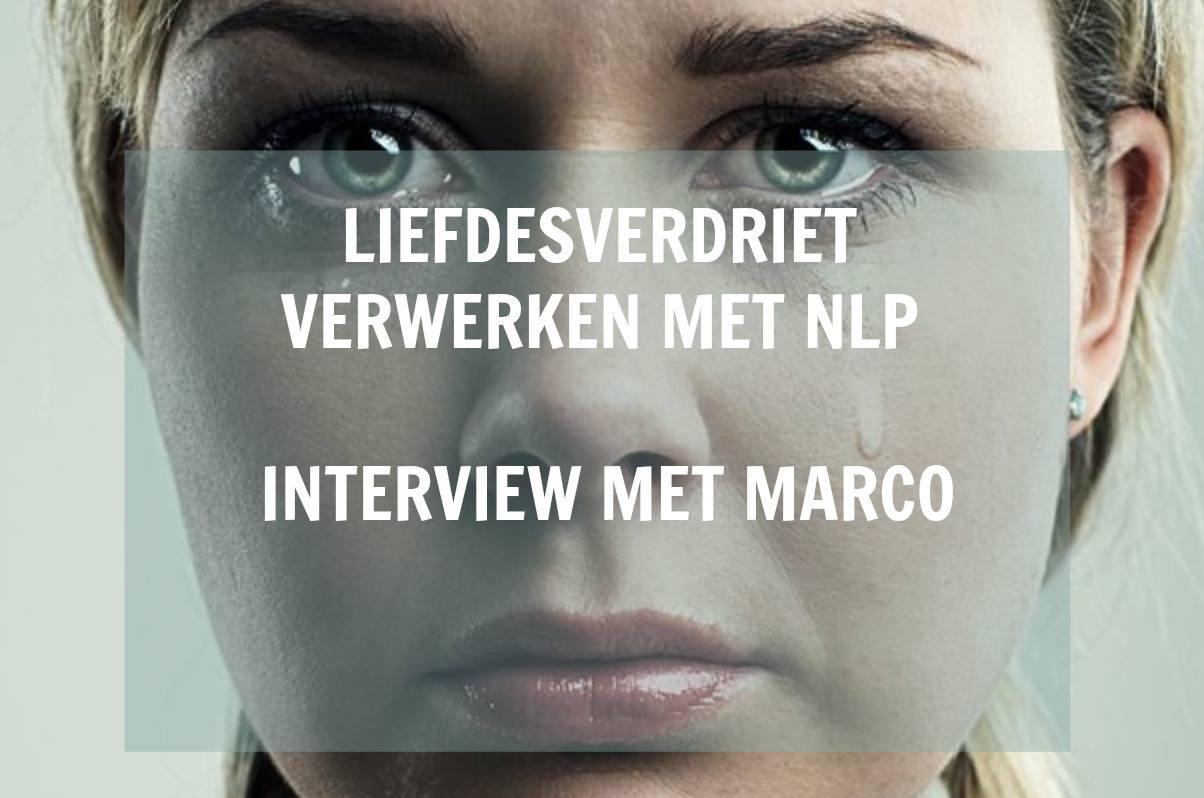 liefdesverdriet verwerken met nlp - interview michelle met marco