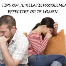 relatie problemen oplossen tips