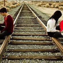 een gebroken relatie