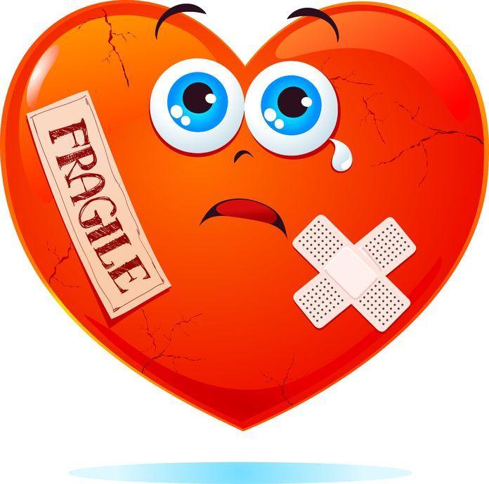 Gebroken Hart Liefdesverdrietnl Helpt
