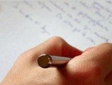 brief schrijven aan je ex