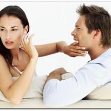 ruzie maken met ex