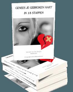 boek over liefdesverdriet
