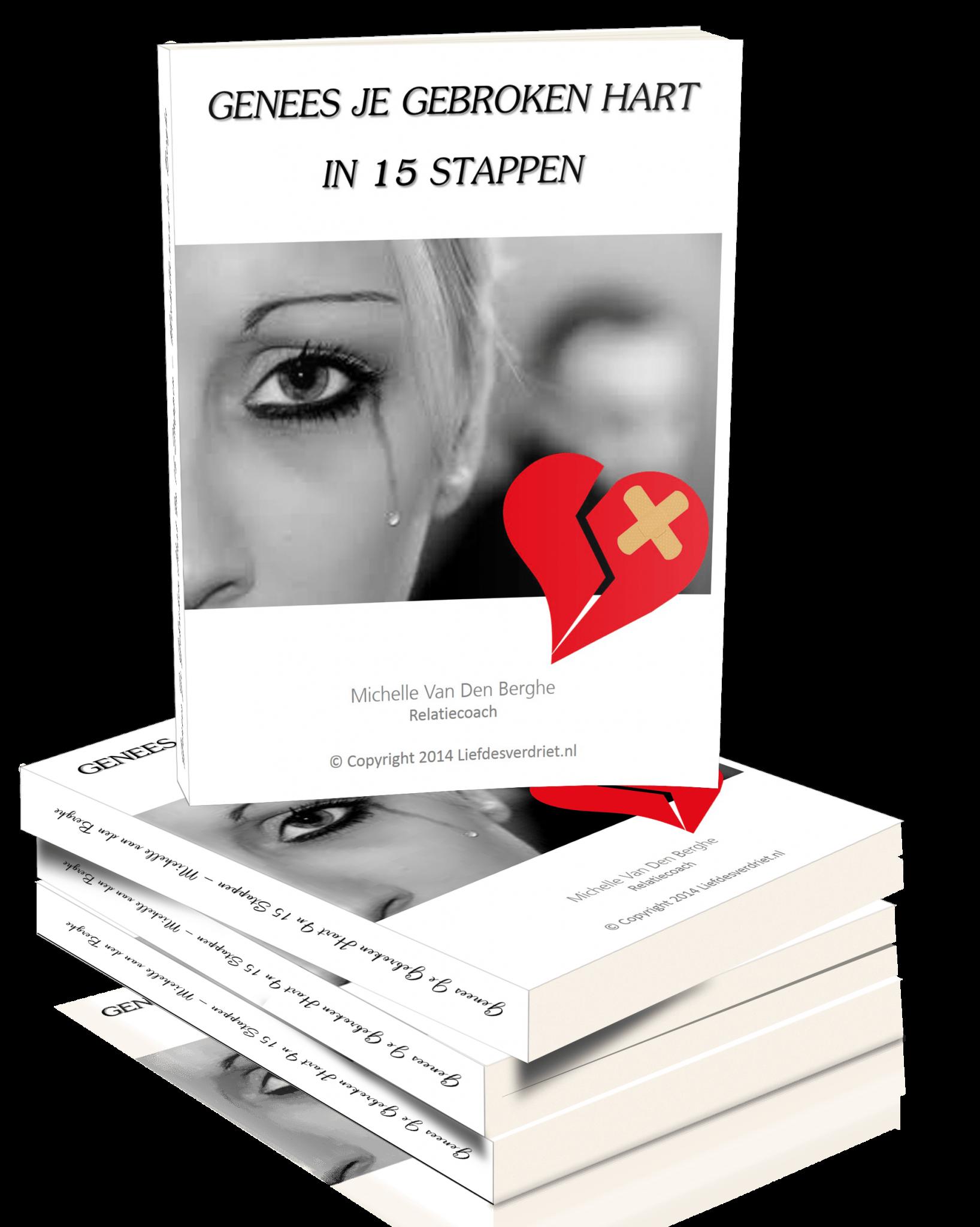 genees je gebroken hart in 15 stappen
