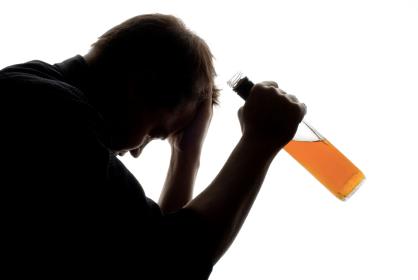 relatieproblemen door de drank