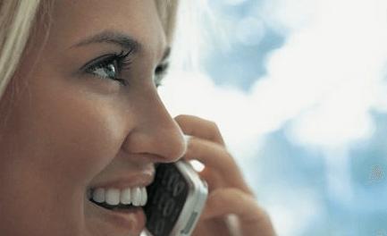 bellen met je ex
