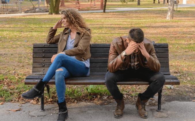 is mijn ex nog verliefd op mij