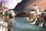 Starý most z Mostaru