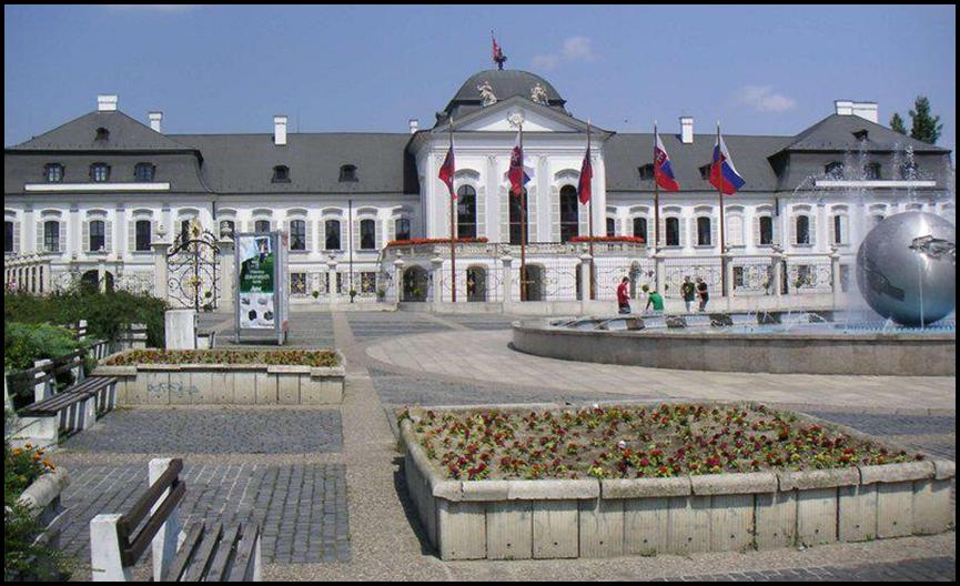 Prezidentský palác/Grasalkovičov palác