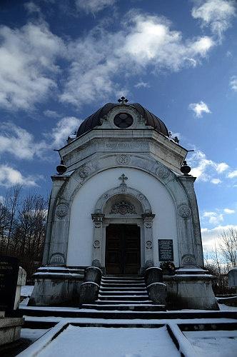 Hrobka Gábora Barossa