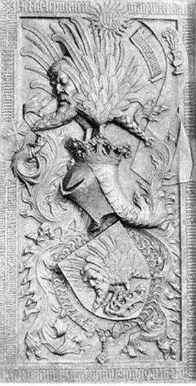 Náhrobný kameň Jánosa Perényiho