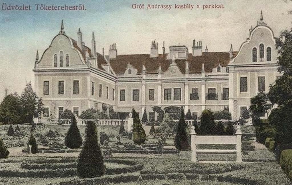 Kaštieľ rodiny Andrássy
